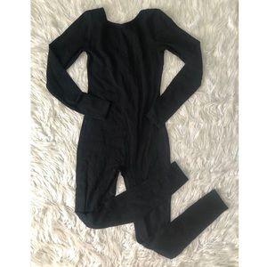 Black Forever 21 Jumpsuit